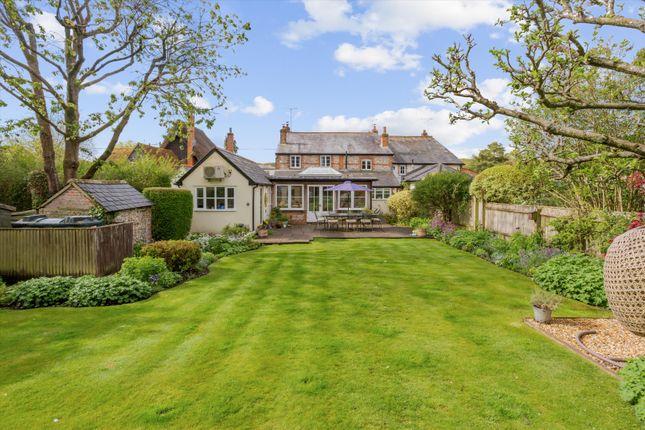 Thumbnail Cottage for sale in Back Lane, Vernham Dean, Andover, Hampshire