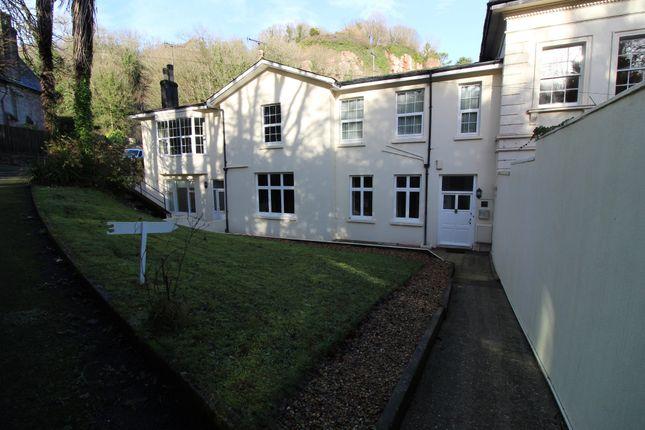 Thumbnail Flat to rent in Watcombe Beach Road, Torquay