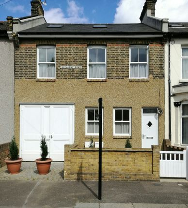 Thumbnail End terrace house for sale in Blenheim Road, London