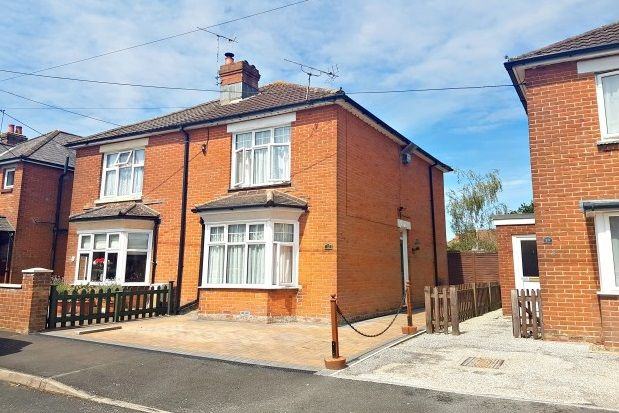 Thumbnail Semi-detached house to rent in Mayfield Avenue, Totton, Southampton