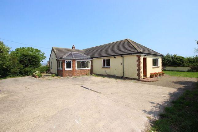 Thumbnail Detached bungalow for sale in Main Street, Flixton, Scarborough