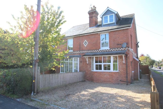 3 bed semi-detached house for sale in Briar Lea Road, Mortimer Common