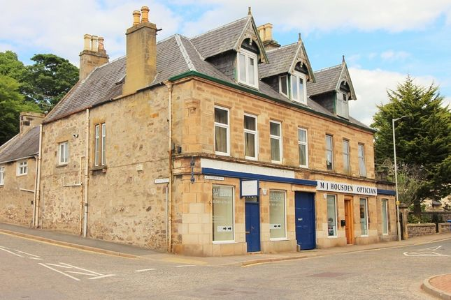 Thumbnail Flat for sale in St Leonards Road, Forres
