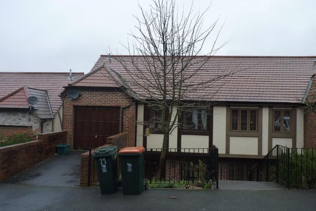 Thumbnail Terraced house to rent in Aberthaw Close, Newport