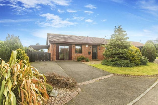 Thumbnail Bungalow for sale in Mariners View, Amble, Northumberland
