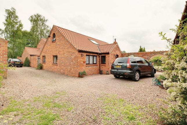 Thumbnail Detached house for sale in The Hill, Worlaby, Brigg