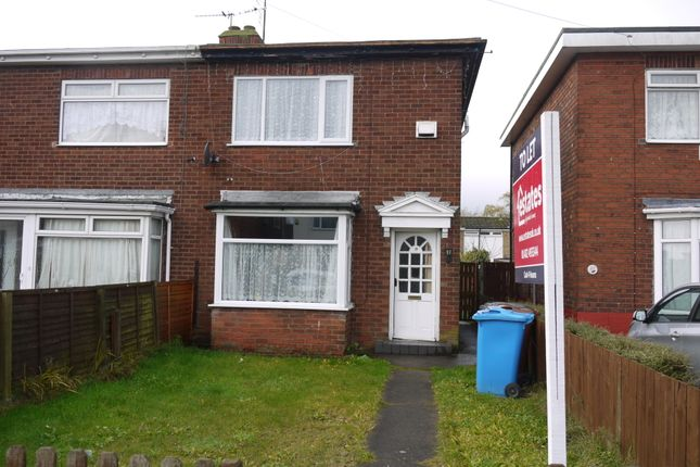 Thumbnail Semi-detached house to rent in Cradley Road, Hull
