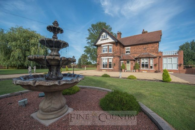 Thumbnail Detached house for sale in West Winch Road, West Winch, King's Lynn