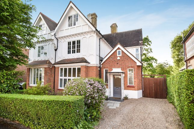 Thumbnail Semi-detached house for sale in Lobswood South Hill Avenue, Harrow On The Hill