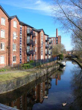 Thumbnail Flat to rent in Canal Side Walk, Ashton-Under-Lyne