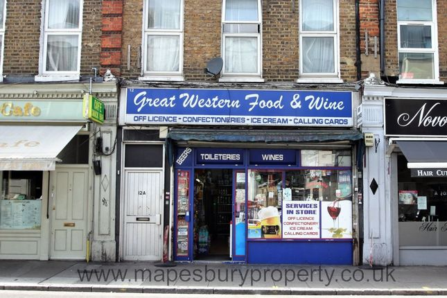 Retail premises for sale in Great Western Road, Maida Hill