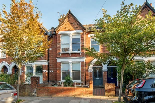 Thumbnail Terraced house for sale in Gresley Road, Whitehall Park, London