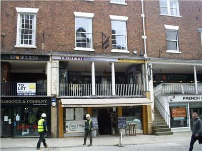 Thumbnail Retail premises to let in 27 Bridge Street Row East, Chester, Cheshire