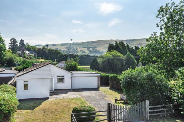 Thumbnail Bungalow for sale in Sunnyfield, Rhayader