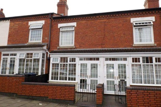 3 bed property to rent in Bennetts Road, Saltley, Birmingham