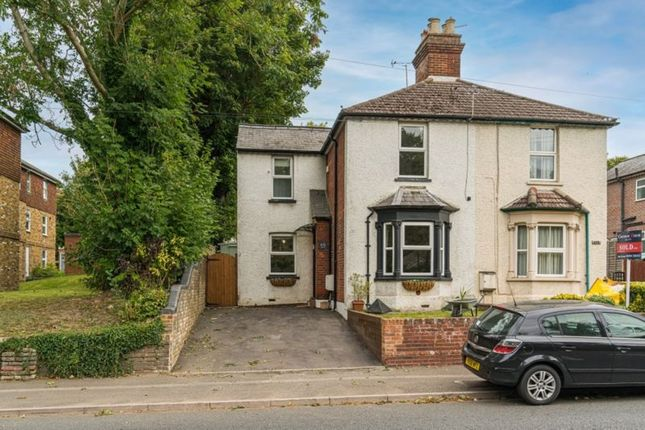Thumbnail Semi-detached house for sale in West Wycombe Road, High Wycombe