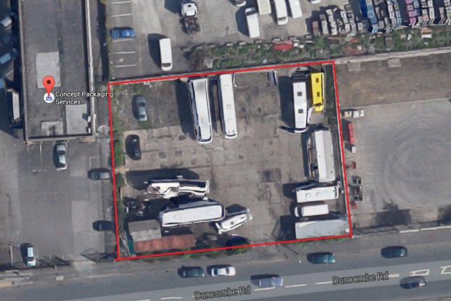 Thumbnail Land to let in Duncombe Road (Yard), Bradford