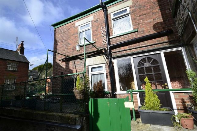 Thumbnail Cottage for sale in The Dale, Wirksworth, Matlock