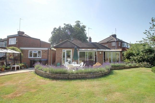 Thumbnail Bungalow for sale in Woodend Gardens, Enfield