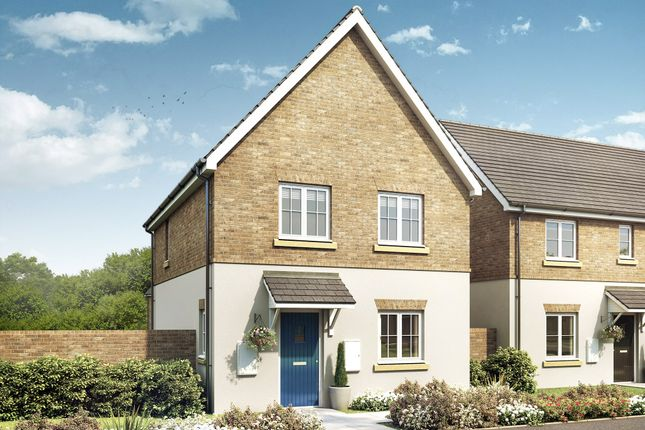 Thumbnail Detached house for sale in Constantine Drive, Peterborough