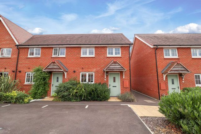 Thumbnail End terrace house to rent in Shearwater Drive, Bracknell