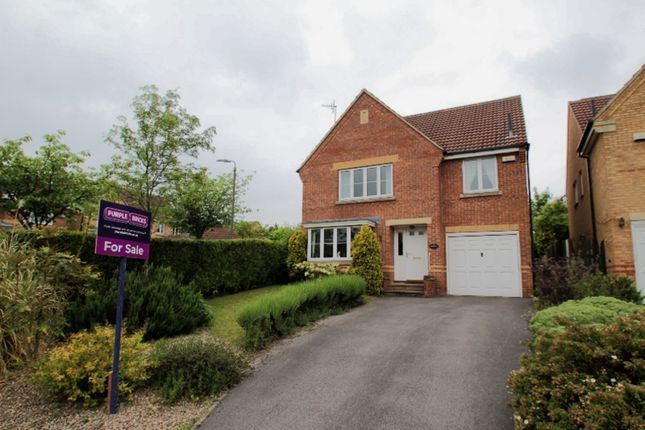 Thumbnail Detached house for sale in Cottam Drive, Chesterfield