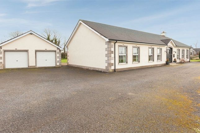 Thumbnail Detached bungalow for sale in The Diamond Road, Aldergrove, Crumlin, County Antrim
