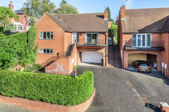 Thumbnail Detached house for sale in 51, Cleobury Road, Bewdley