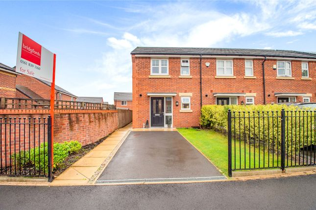 Thumbnail Semi-detached house for sale in Goat Willow Road, Charlestown, Manchester, Gtr Manchester
