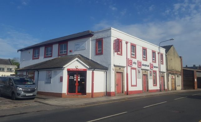 Thumbnail Retail premises for sale in Millwheel House, Kingsway, Bishop Auckland