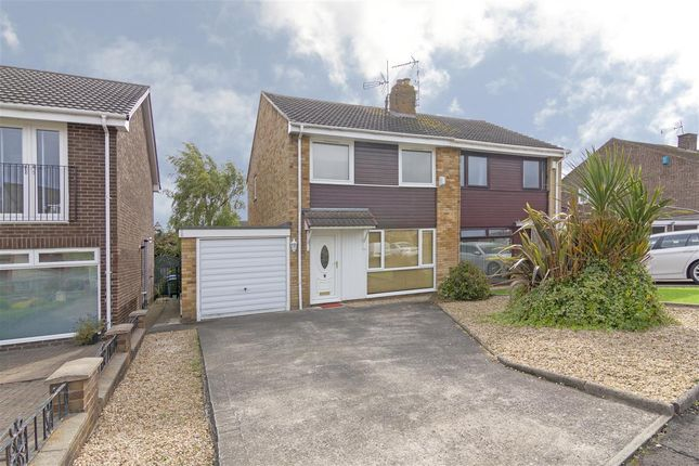 Thumbnail Semi-detached house for sale in Tiree Crescent, Polmont, Falkirk