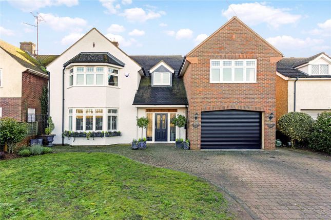 Thumbnail Detached house for sale in Clophill Road, Maulden, Bedford