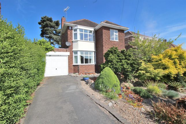 Thumbnail Detached house for sale in The Close, Chilwell, Nottingham