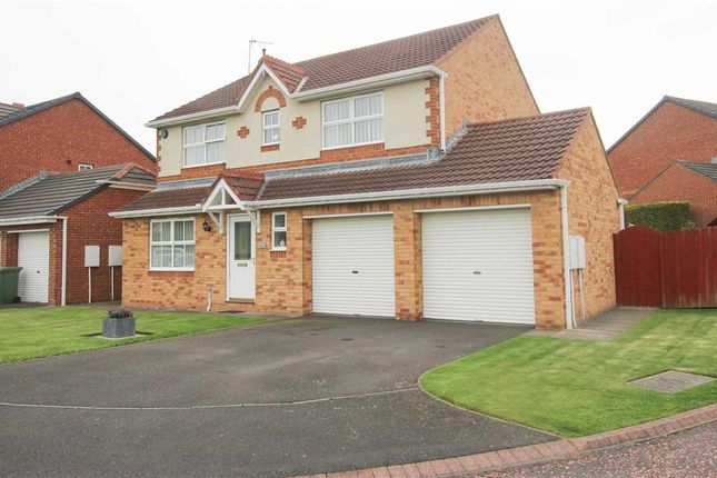 Detached house for sale in Moresby Road, Northburn Edge, Cramlington