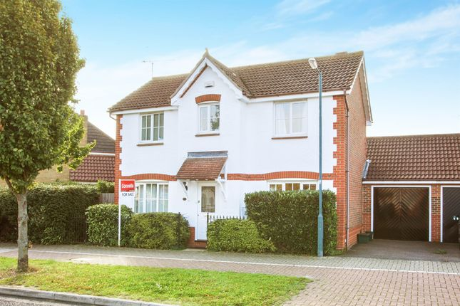 Thumbnail Detached house for sale in Kingsford Drive, Springfield, Chelmsford