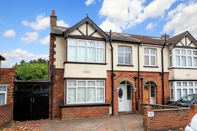 Thumbnail Semi-detached house for sale in Hanworth Road, Feltham