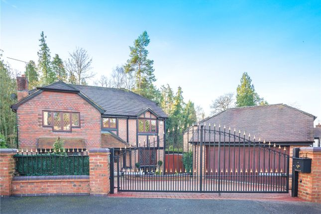 Thumbnail Detached house for sale in Oakdene, Sunningdale, Berkshire