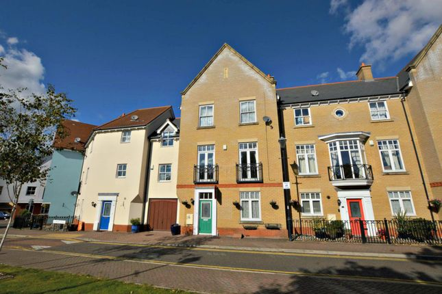 Thumbnail Town house for sale in St. Marys Fields, Colchester