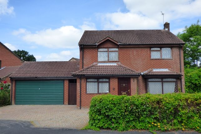 Detached house for sale in Meredith Gardens, Totton