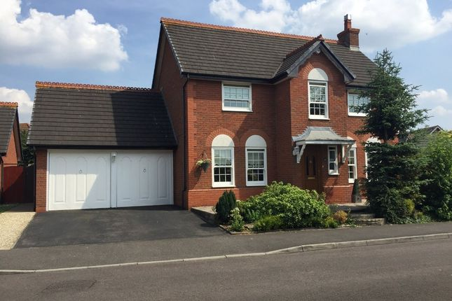 Thumbnail Detached house for sale in Arden Close, Bradley Stoke, Bristol
