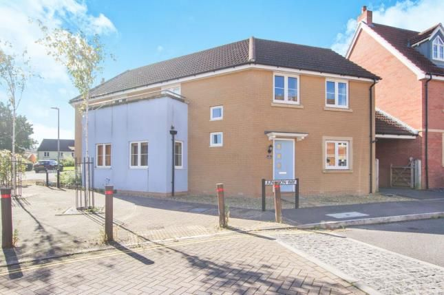 Thumbnail Semi-detached house for sale in Junction Way, Mangotsfield, Bristol, Gloucestershire