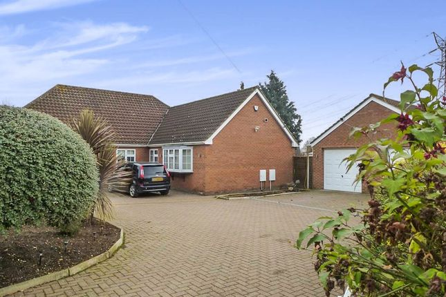 Thumbnail Detached bungalow for sale in Hertford Road, Hoddesdon