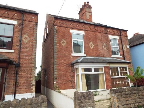 Thumbnail Semi-detached house for sale in Chestnut Grove, Gedling, Nottingham