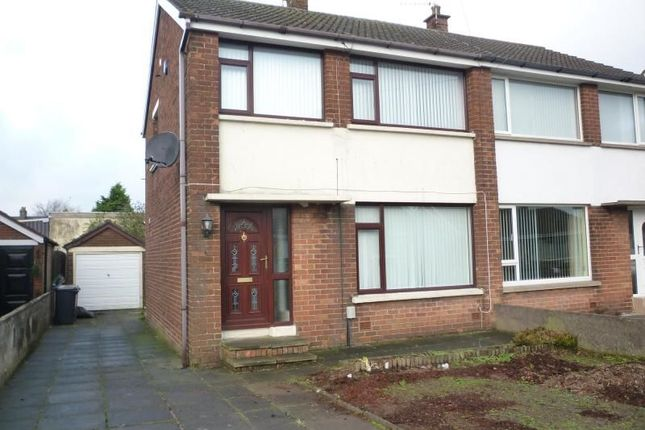 Thumbnail Semi-detached house to rent in Carnhill Road, Newtownabbey