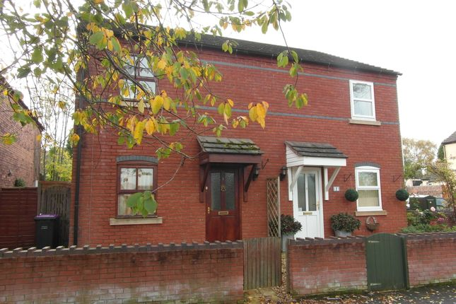 Thumbnail Semi-detached house to rent in Regal Court, Gladstone Street, Hadley, Telford