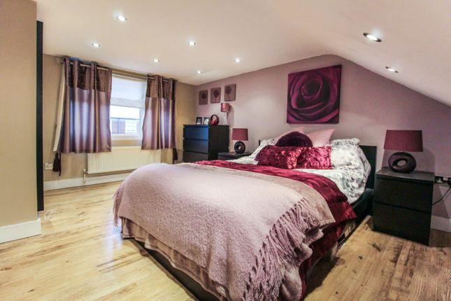 Master Bedroom of Lunar Road, Liverpool L9