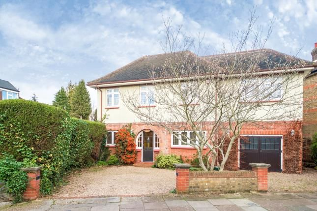 Thumbnail Detached house for sale in Oakfield Road, Southgate, London, .