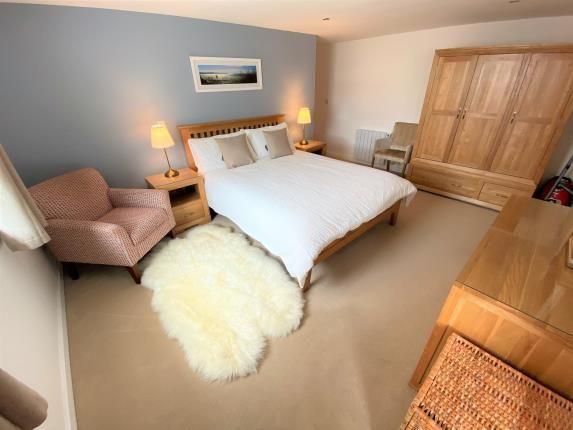 Master Bedroom of City Wharf, Atlantic Wharf, Cardiff Bay, Cardiff CF10