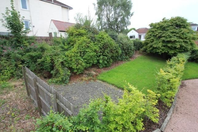 Thumbnail Land for sale in Stonefield Avenue, Paisley, Renfrewshire