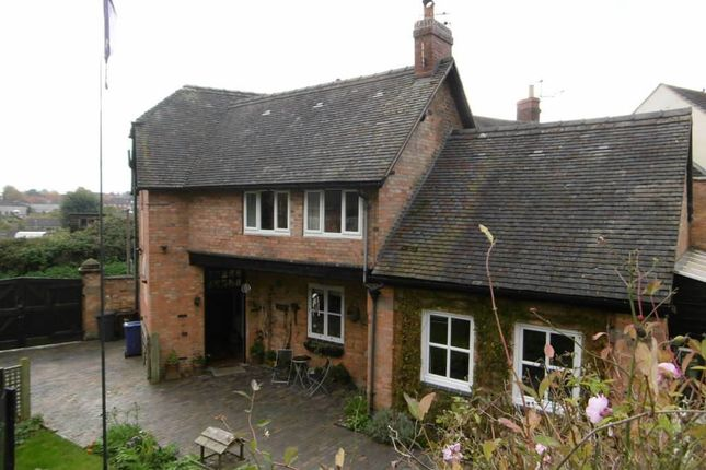 Thumbnail Detached house for sale in Castle Street, Tutbury, Staffordshire